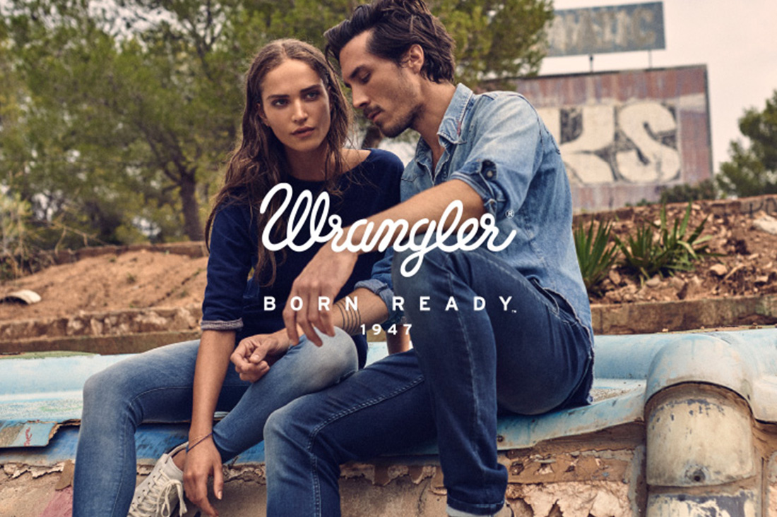 Jeans Wrangler Treviso