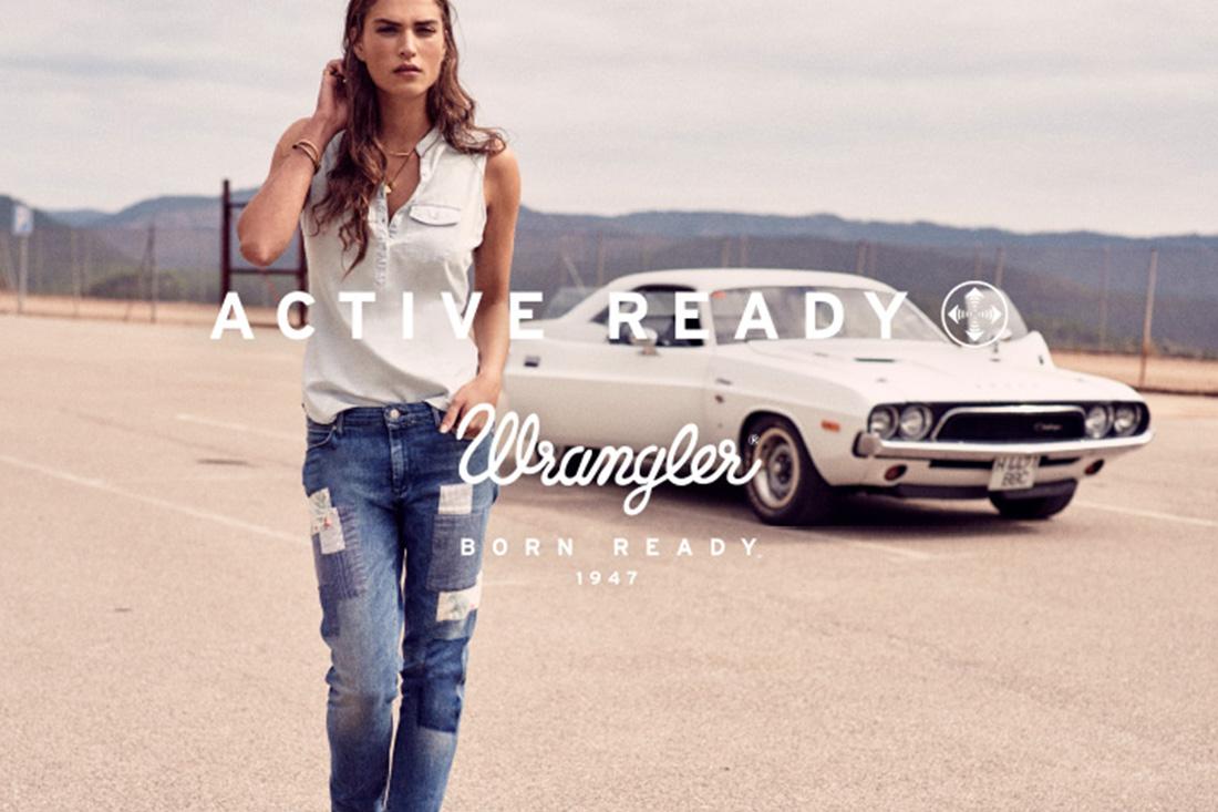 Jeans donna Wrangler Treviso