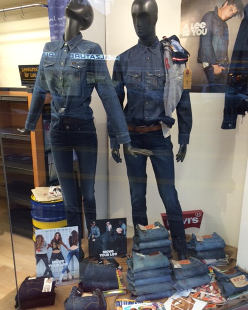 Negozio di abbigliamento a Treviso - Al Lavoratore 01