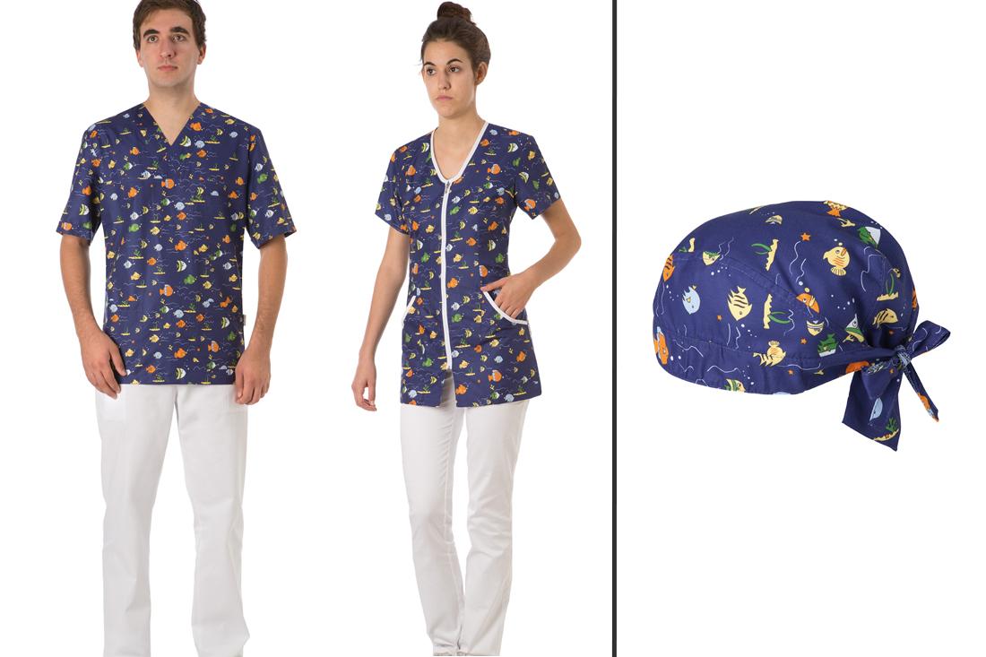 Abbigliamento sanitario pediatrico | Al Lavoratore