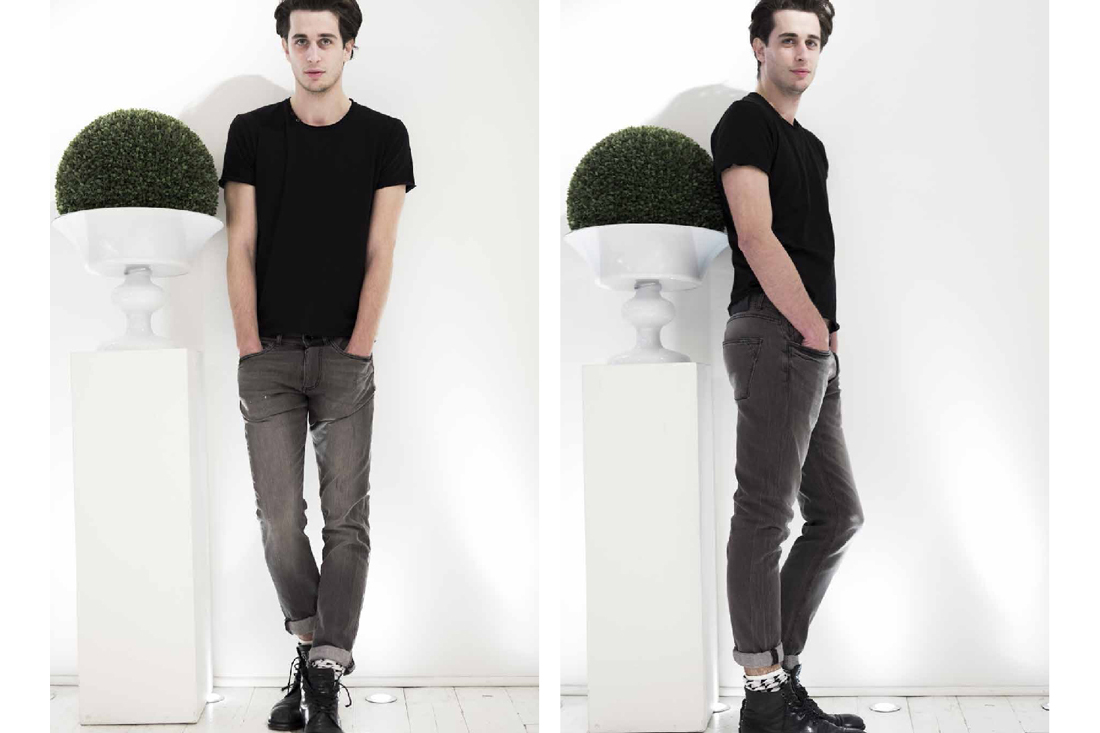 jeans uomo Trez